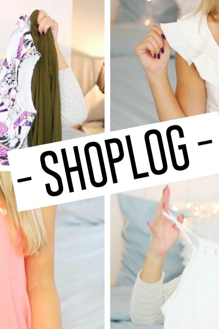 Shoplog!