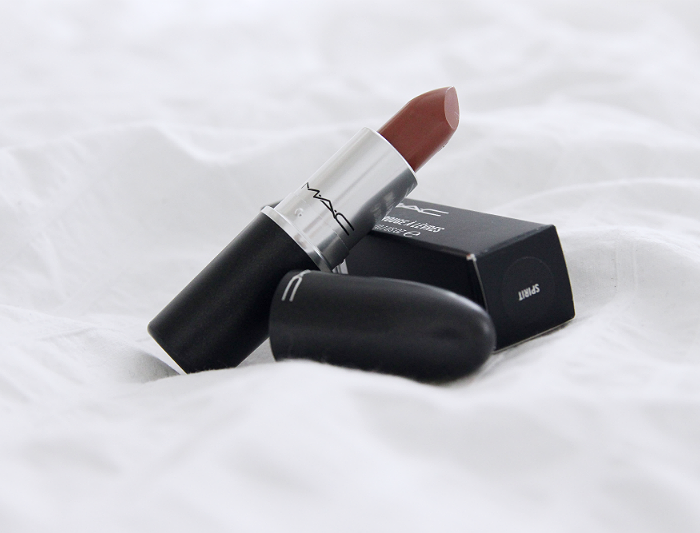 MAC Spirit Lipstick
