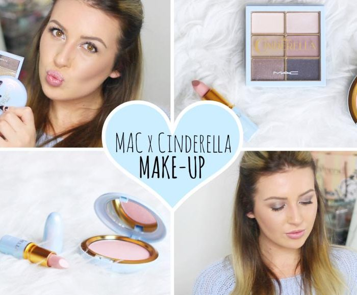 MAC x Cinderella | make-up look