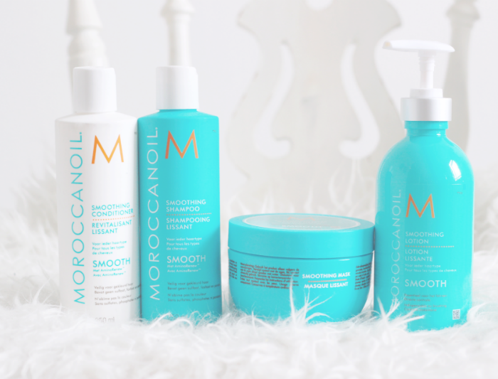 Moroccan Oil Smoothing Collectie