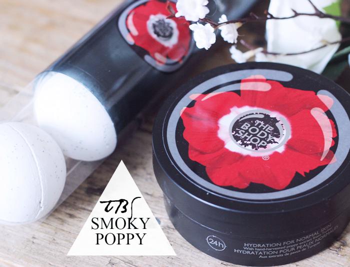 The Body Shop Smoky Poppy