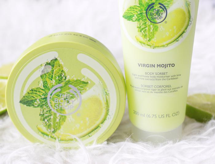 Virgin Mojito cocktail voor je lichaam!