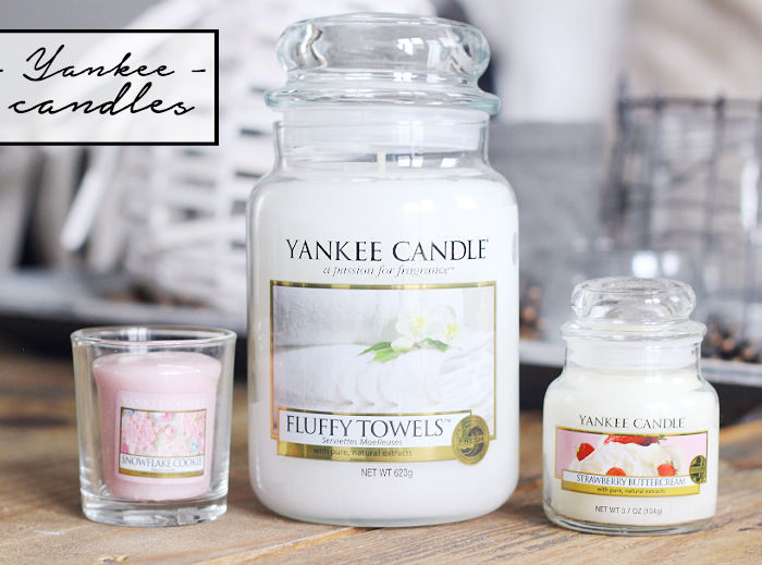 Favorites | Yankee Candles