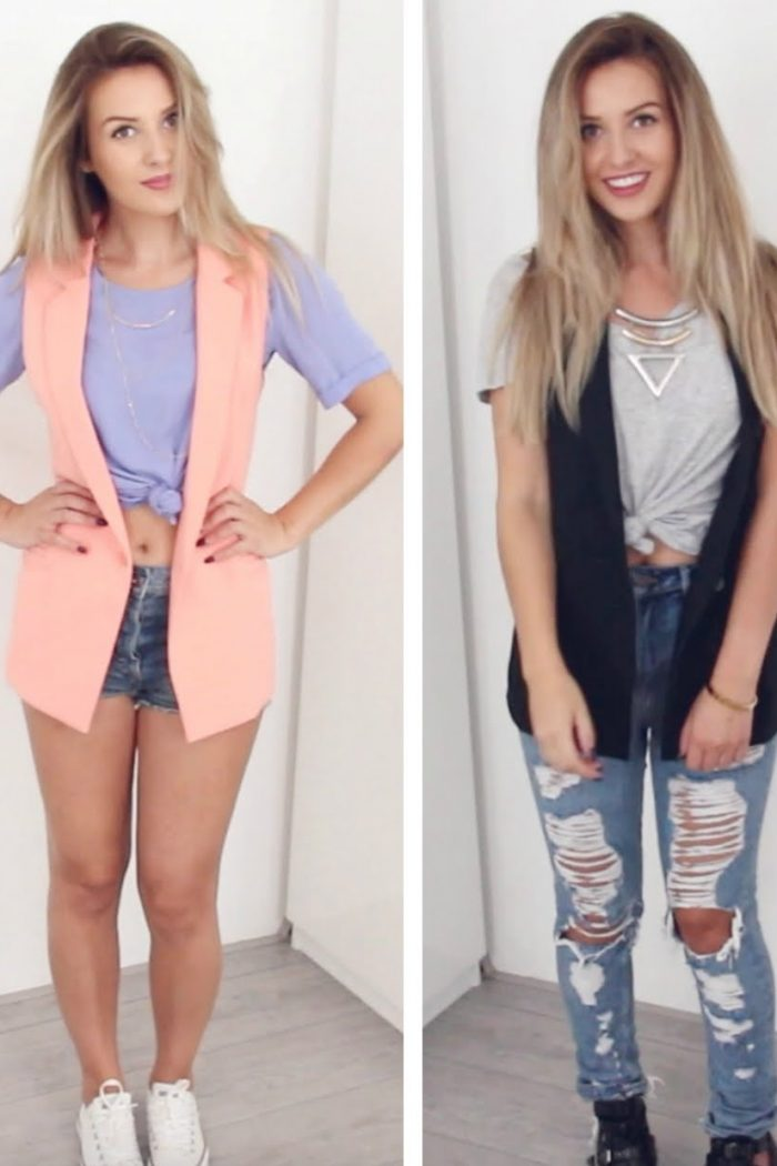 #BACK2SCHOOL OUTFITS!