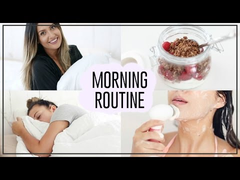 MORNING ROUTINE 2016