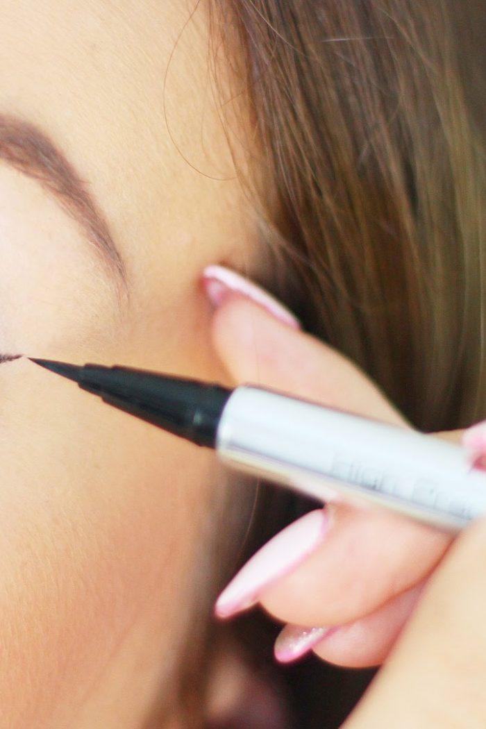 Snel & makkelijk winged eyeliner aanbrengen